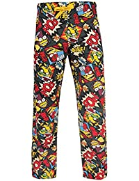The Simpsons 'Biff Pow' Pantalon de pyjama