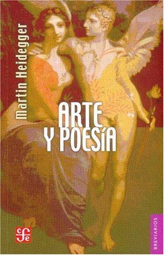 Arte y poesía (Breviarios) por MARTIN HEIDEGGER