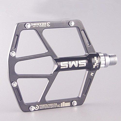 upanbike MTB Road Bike Fahrrad 9/40,6cm 3Kugellager Ultradünne Plattform Aluminium Pedale