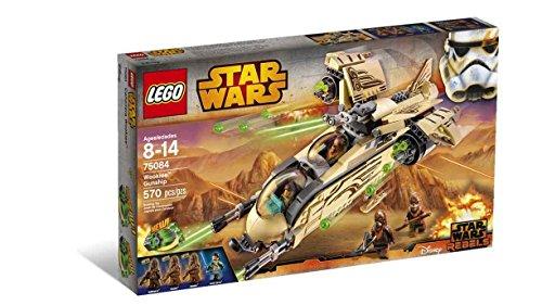 LEGO Star Warstm - 75084 - Jeu De Construction - Wookiee Gunship