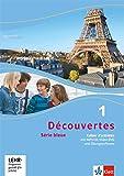 Découvertes / Cahier d'activités mit Audio- und Übungssoftware-CD: Série bleue (ab Klasse 7) / Série bleue (ab Klasse 7)