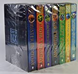 The Keys to the Kingdom Collection 7 books Set RRP £48.93 ( Mister Monday, Grim Tuesday, Drowned Wednesday, Sir Thursday, Lady Friday, Superior Saturday, LordSunday)(Garth Nix (The Keys to the Kingdom)) (The Keys to the Kingdom)