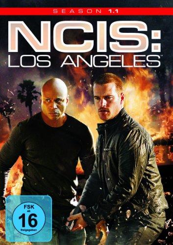 NCIS: Los Angeles - Season 1.1 [3 DVDs] -