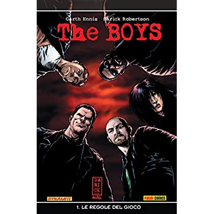 The Boys Volume 1: Le Regole Del Gioco (Collection)