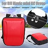 Lukame Drone Handtasche, Reisetasche Für Rucksack Wasserdichte Tragetasche Alle Offene Tragbare Tasche Für Dji Mavic Mini