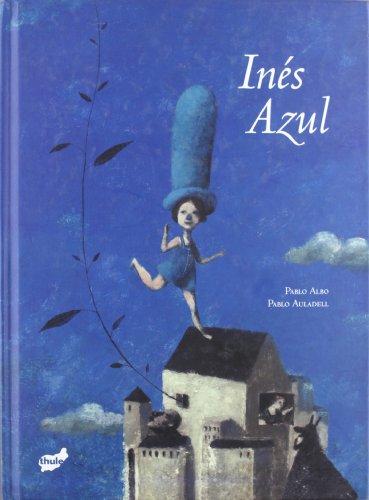 Inés Azul (Trampantojo) por Pablo Albo