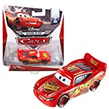 Disney Pixar Cars Lightning Mcqueen (Piston Cup, #14 of 18) - Voiture Miniature Echelle 1:55