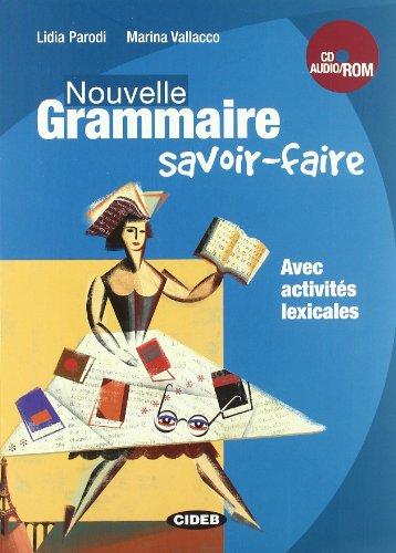 GRAMMAIRE SAVOIR-FAIRE+CDR 09