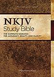 NKJV Study Bible, Hardcover: Second Edition (Bible Nkjv)