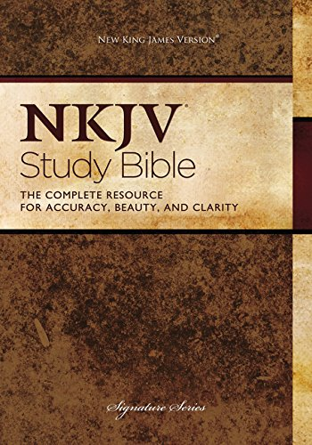 NKJV Study Bible, Hardcover: Second Edition (Bible Nkjv)
