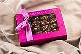 Premium Medjool Dates Filled with Nuts - Arabella Gift Box...