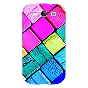 Jugaaduu Colours Back Cover Case For Samsung Galaxy Grand Duos I9082