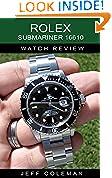 #8: Rolex Submariner 16610 Watch Review