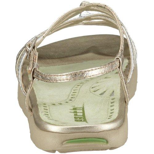 Earth Sizzle 5000580, Damen Sandalen/Fashion-Sandalen Silber