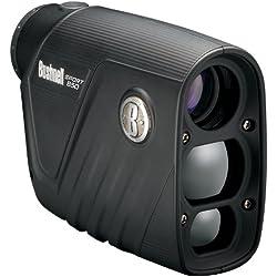 Bushnell YP Sport 850 - Telémetro láser de caza, color negro