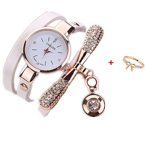 -loveso-damen-uhr-armbanduhr-elegant-frauen-mode-armband-leder-strass-analog-quarz-armbanduhren-weis
