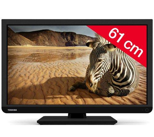Toshiba 24W1433DB 24-inch 720p HD ready Widescreen LED TV