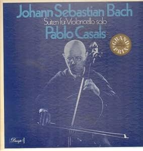 Bach: Les 6 Suites pour Violoncelle Seul / Suiten für Violoncello solo [Vinyl Schallplatte] [3 LP Box-Set]