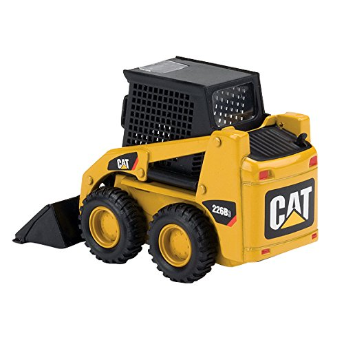 Image of Bruder 02431 Caterpillar Skid Steer Loader