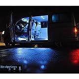 T6 VI Multivan - 32 LED SMD - Innenraumbeleuchtung Komplettset Beleuchtung Innenraum LEDs