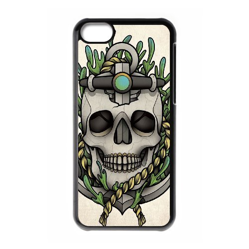 LP-LG Phone Case Of Sugar Skull For Iphone 5C [Pattern-3] Pattern-2