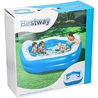 Bestway Family Pool Fun 213 x 206 x 69 cm