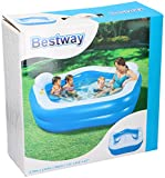 Bestway Family Fun Pool, Familienpool 213x207x69 cm