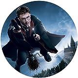 LL Harry Potter Fondant Tortenaufleger Tortenaufleger Tortenbild Geburtstag Motiv T2