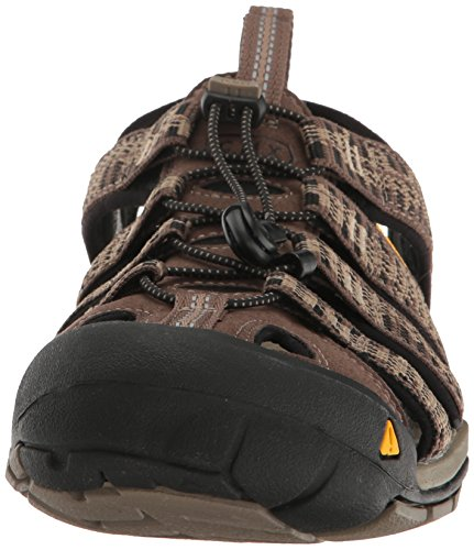 Keen Clearwater Cnx M, Sandales D'escalade Marron Pour Hommes (cantine / Brindle)