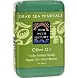 One With Nature Dead Sea Mineral Olive O...