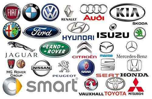 Rotulador de pintura y lacado para reparación de arañazos de coches híbridos para cuerpo de plástico eléctrico de Nissan, Ford, Vauxhall, BMW, Mercedes, Audi, Leaf, Kia, Peugeot, Honda, Dacia