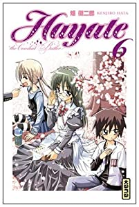 Hayate The combat butler Edition simple Tome 6