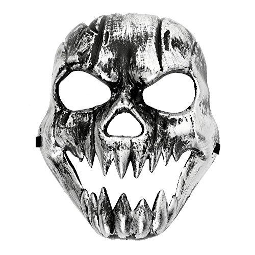 Totenkopf Halloween Maske Skull design 4 (Kostüme Männer Top)