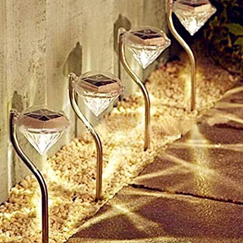 Lámparas solares de exterior Vobome por sólo 4,30€ con el #código: 4VU4UC27
