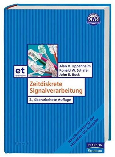 Zeitdiskrete Signalverarbeitung (Pearson Studium - Elektrotechnik)