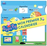Peppa Pig - Mon premier calendrier - Se repérer dans le temps - Frigobloc