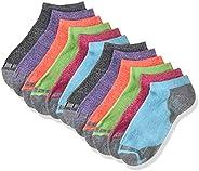 Hanes Women's Hanes Women's 6-pack Sport Cool Comfort No Show Casual Sock (pa