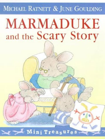 Marmaduke and the scary story