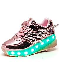 Le ragazze DC Trase Grigio Scarpe skate Rosa stringati casual scarpe da ginnastica per bambini