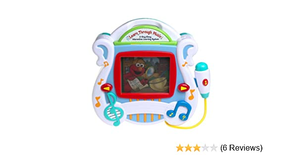 Learn Thru Music System With Cartridge Fisher-Price B8727 Fisher Price