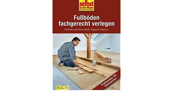 Fußboden Dämmen Kork ~ Fußböden fachgerecht verlegen profiwissen für heimwerker: parkett