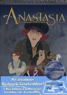 Anastasia (Steelbook) [Special Edition] [2 DVDs]