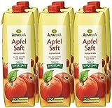 Alnatura Bio Apfelsaft , 6 x 1000 ml