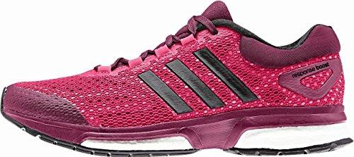 Adidas - Response 23 Boost, Baskets, Unisexe Vivber / Black1 / Neonpk