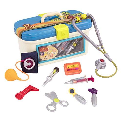 B. Toys 44129 - Arztköfferchen - Dr. Doctor- Sand / Sea