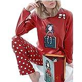 Pijama niña Gorjuss My Story (14)
