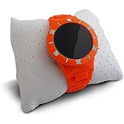 Flashy Mirror LED Watch