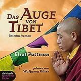 Das Auge von Tibet. Shans 2. Fall. Kriminalroman. 8 CDs - Eliot Pattison