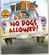 No Dogs Allowed [Taschenbuch] by Manzano, Sonia
