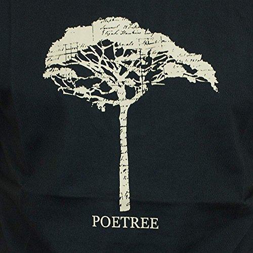 Mahagony T-Shirt Poetree schwarz/creme Schwarz